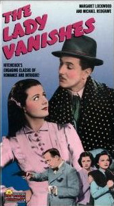Video cover from The Lady Vanishes (1938) (3)