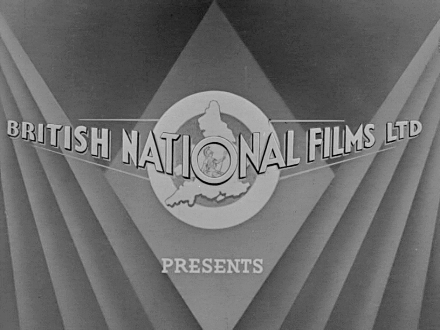 Main title from Laugh It Off (1940) (1). British National Films Ltd presents