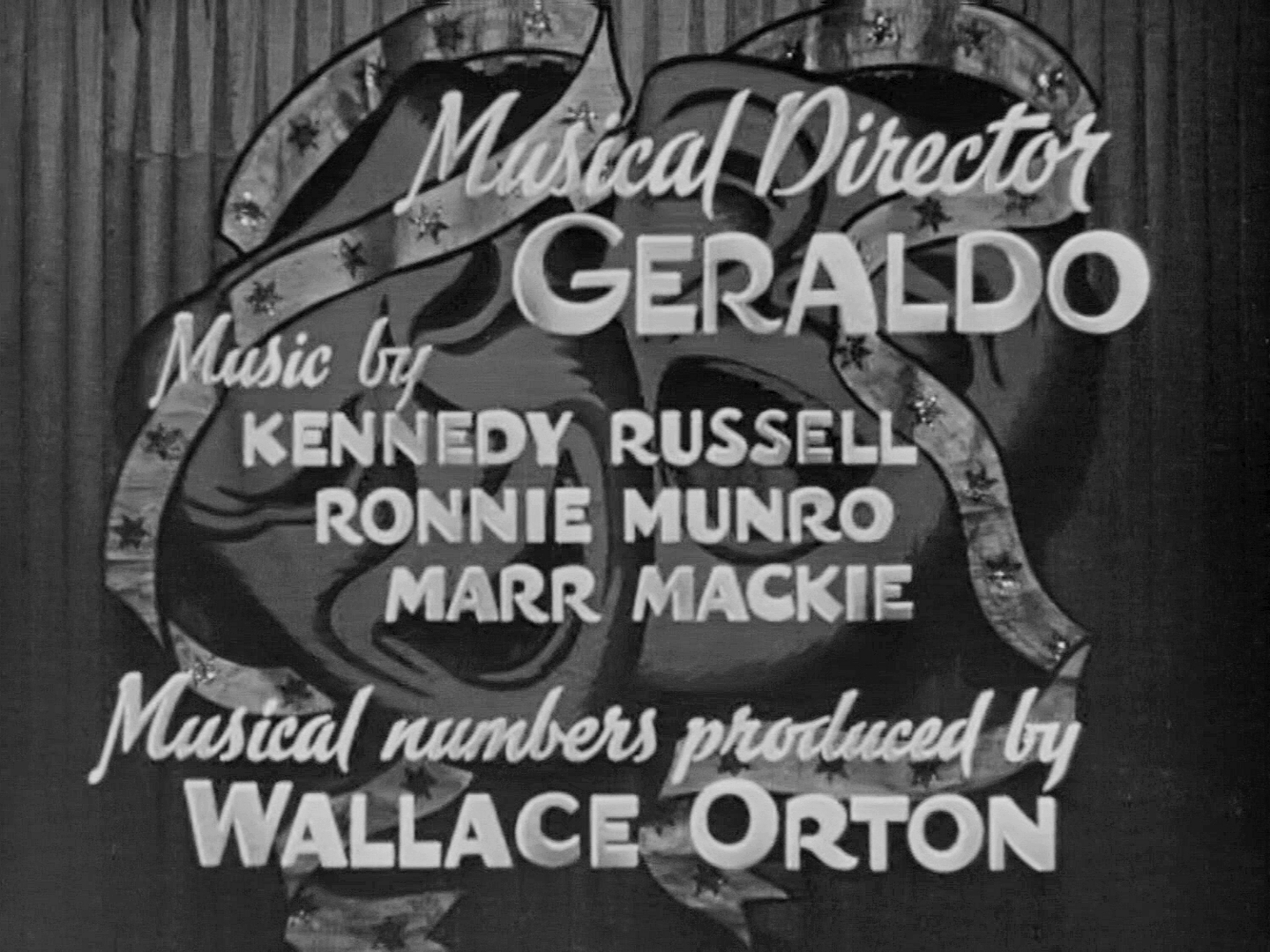 Main title from Laugh It Off (1940) (5)