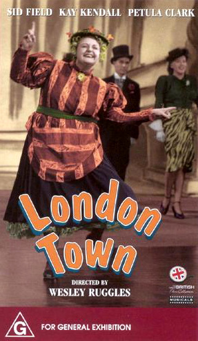 Video cover from London Town (1946) (1)