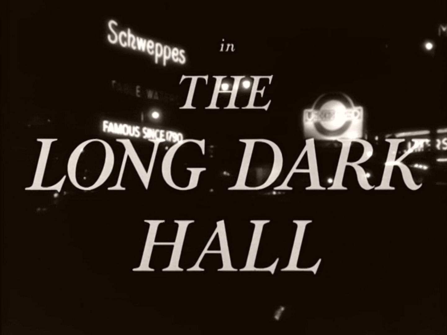 Main title from The Long Dark Hall (1951) (3)