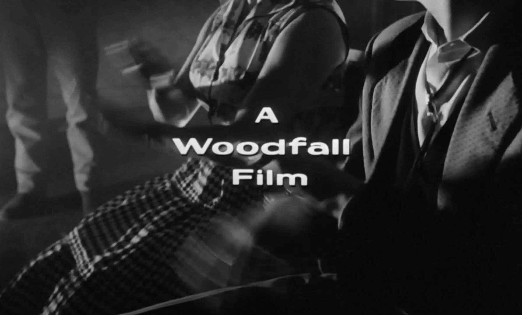 Main title from Look Back in Anger (1959) (2). A Woodfall Film
