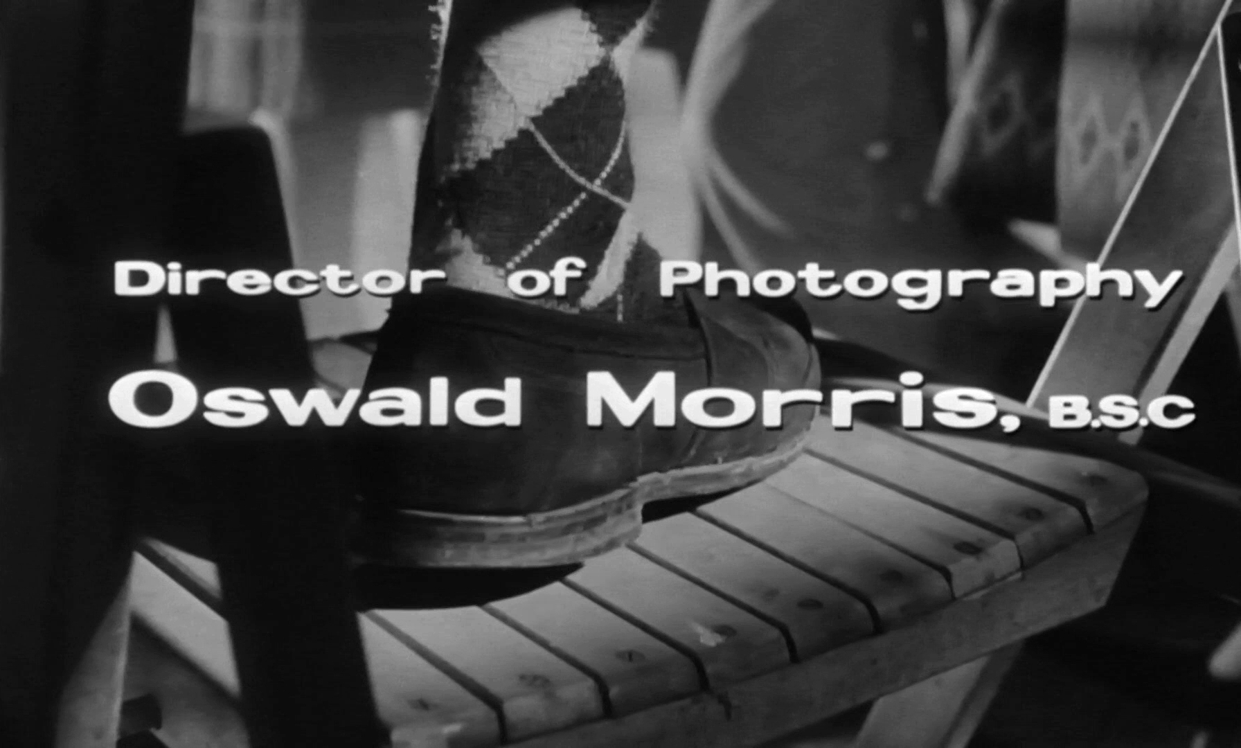 Main title from Look Back in Anger (1959) (9)