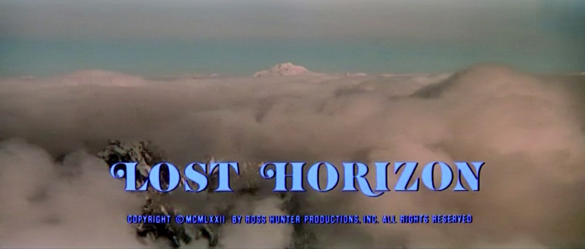 Main title from Lost Horizon (1973) (4)