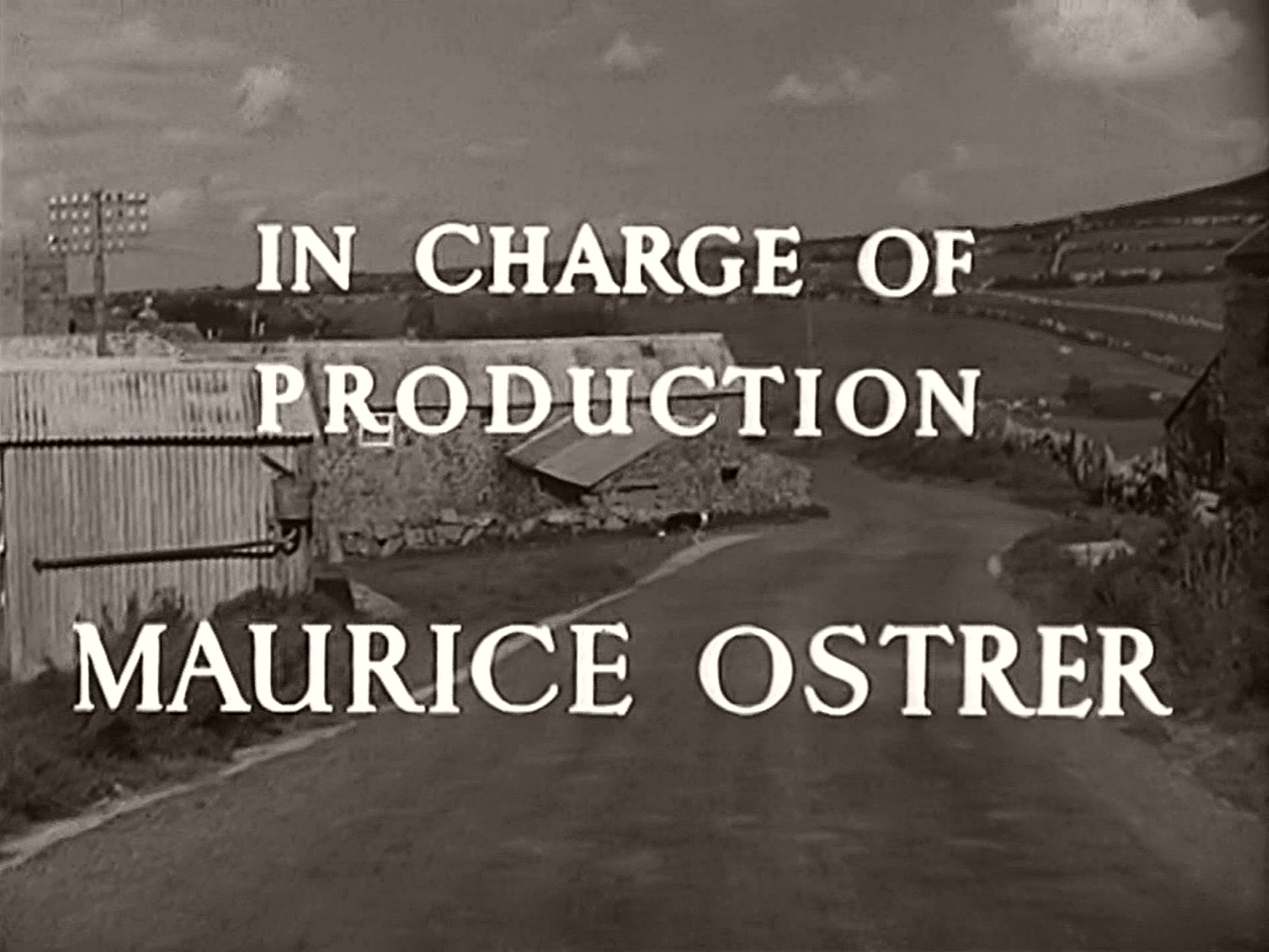 Main title from Love Story (1944) (13). In charge of production, Maurice Ostrer