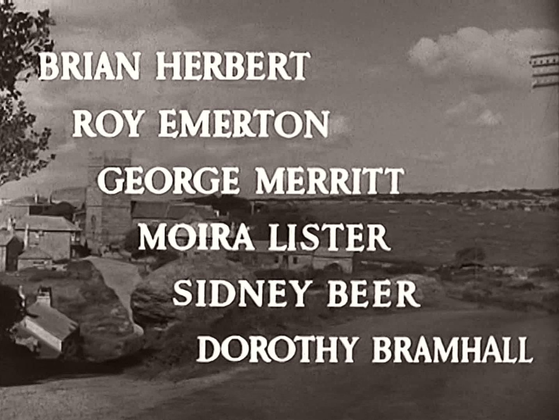 Main title from Love Story (1944) (6). Brian Herbert, Roy Emerton, George Merritt, Moira Lister, Sidney Beer, Dorothy Bramhall