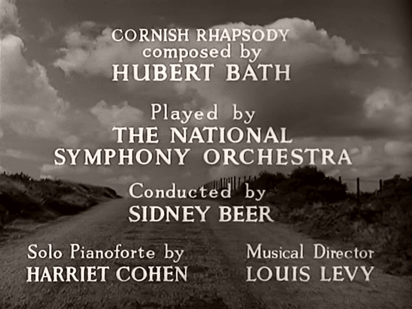 Main title from Love Story (1944) (9)
