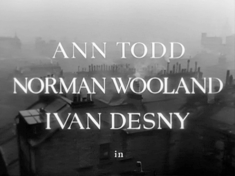 Main title from Madeleine (1950) (3). Ann Todd, Norman Wooland, Ivan Desny in