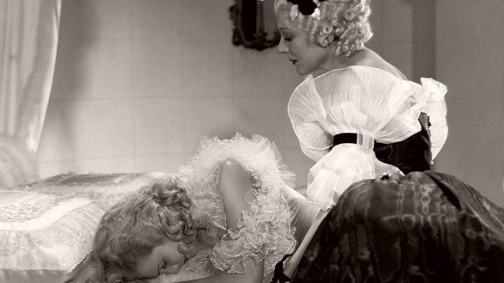 Madeleine Carroll (as Queen Caroline Mathilde of Denmark) in a photograph from The Dictator (1935)