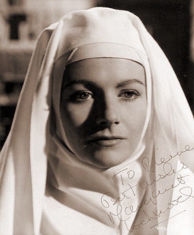 Margaret Lockwood (as Lydia Garth) in a photograph from Madness of the Heart (1949) (27)