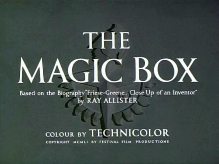The Magic Box (1951 film)