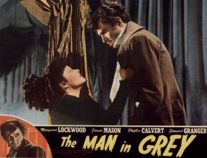 Lobby card from The Man in Grey (1943) (2)