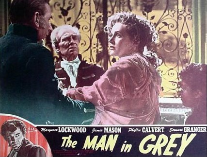 Lobby card from The Man in Grey (1943) (4)