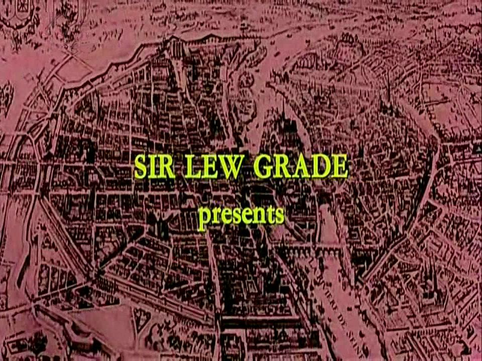 Main title from The Man in the Iron Mask (1977) (1).  Sir Lew Grade presents