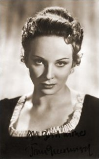 Joan Greenwood (as Elizabeth) in a photograph from The Man Within (1947) (10)