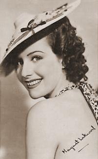 Photograph of Margaret Lockwood (127)
