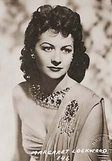 Photograph of Margaret Lockwood (139)