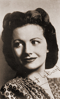 Photograph of Margaret Lockwood (164)