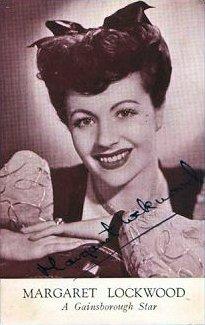Photograph of Margaret Lockwood (19)
