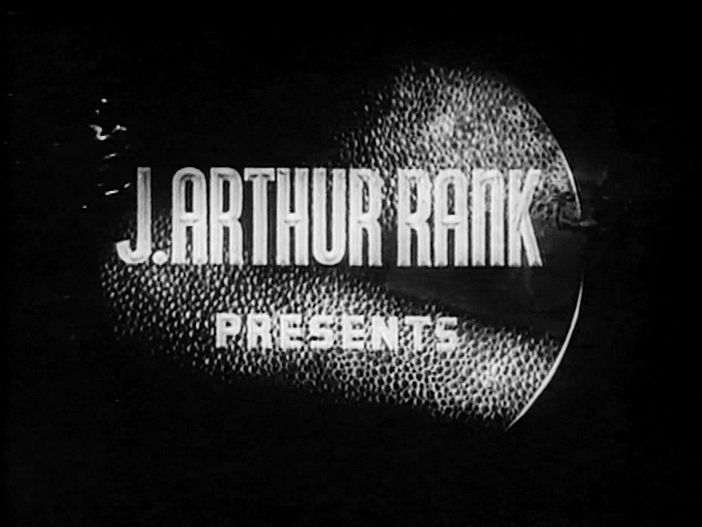 Main title from The Master of Bankdam (1947) (2)