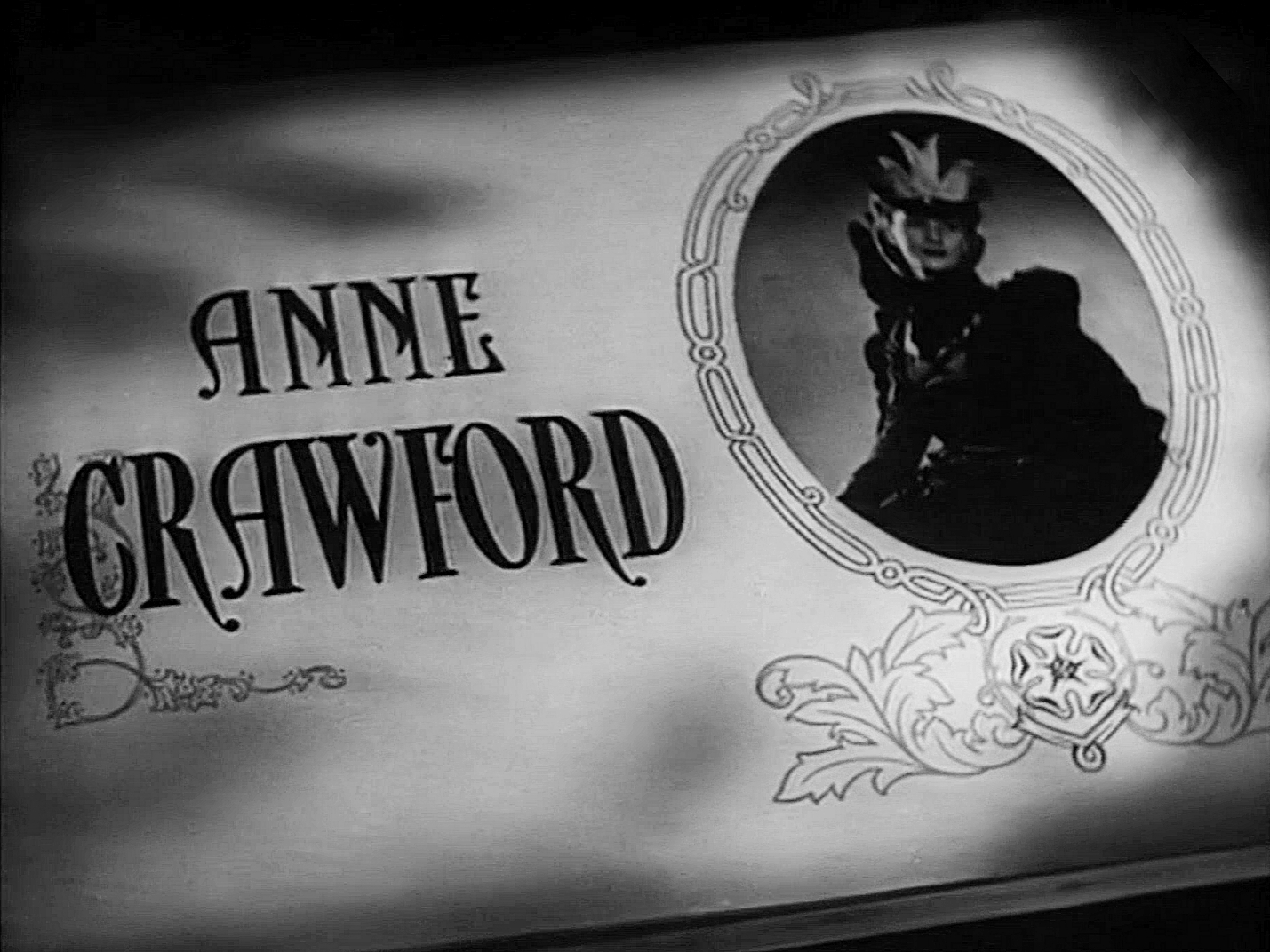 Main title from The Master of Bankdam (1947) (4). Anne Crawford