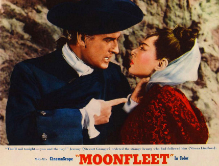 Lobby card from Moonfleet (1955) (11)