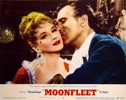 Lobby card from Moonfleet (1955) (6)