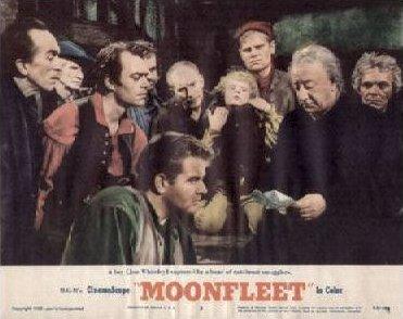 Lobby card from Moonfleet (1955) (9)