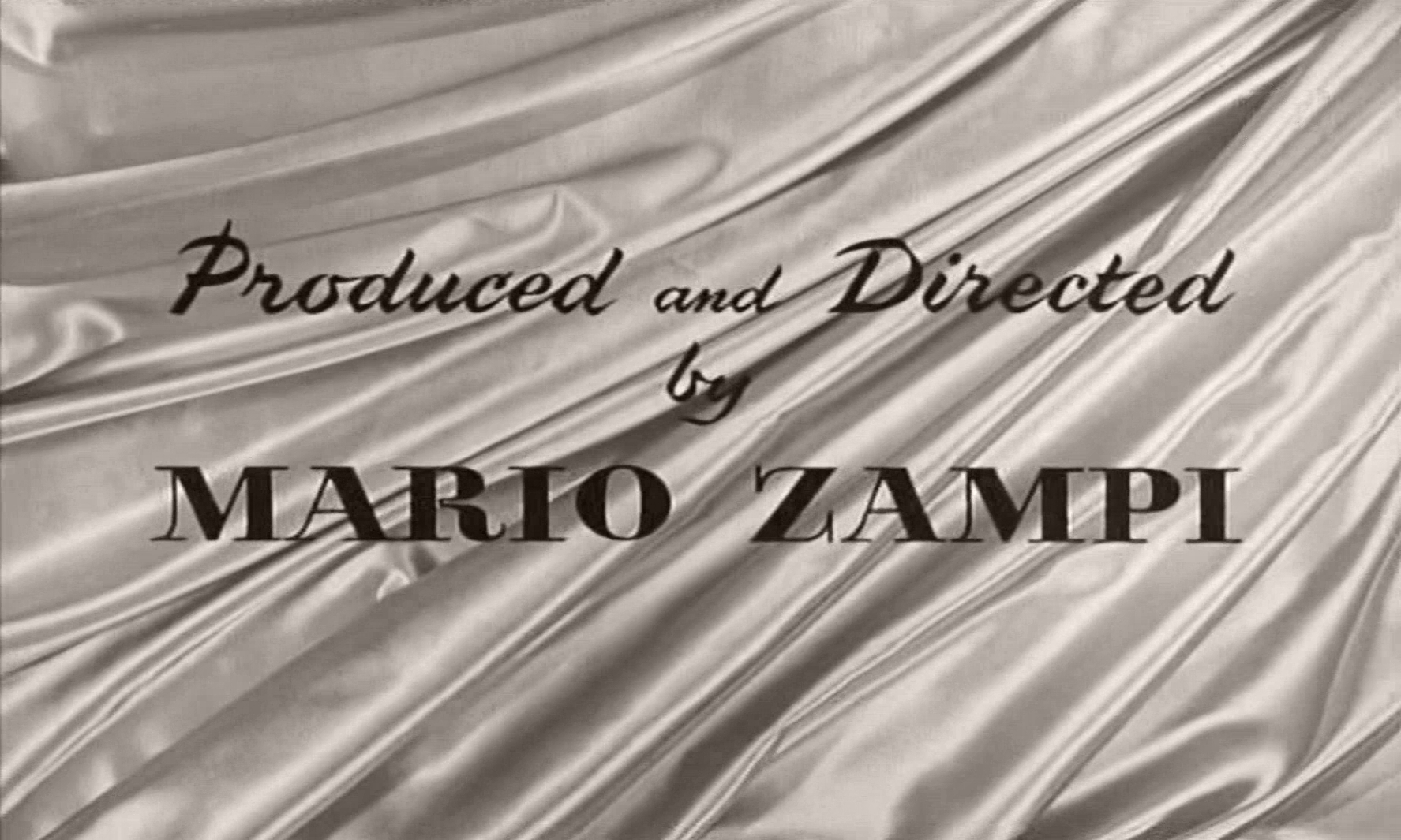 Main title from The Naked Truth (1957) (12).  Produced and directed by Mario Zampi