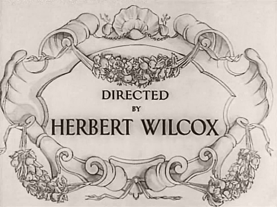 Main title from Nell Gwyn (1934) (7).  Directed by Herbert Wilcox