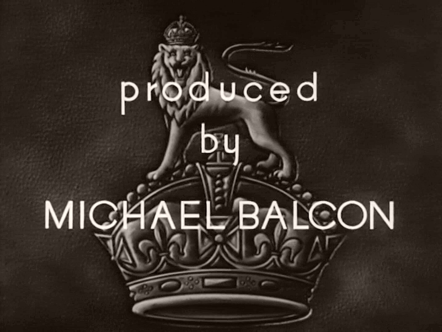 Main title from The Next of Kin (1942) (9). Produced by Michael Balcon