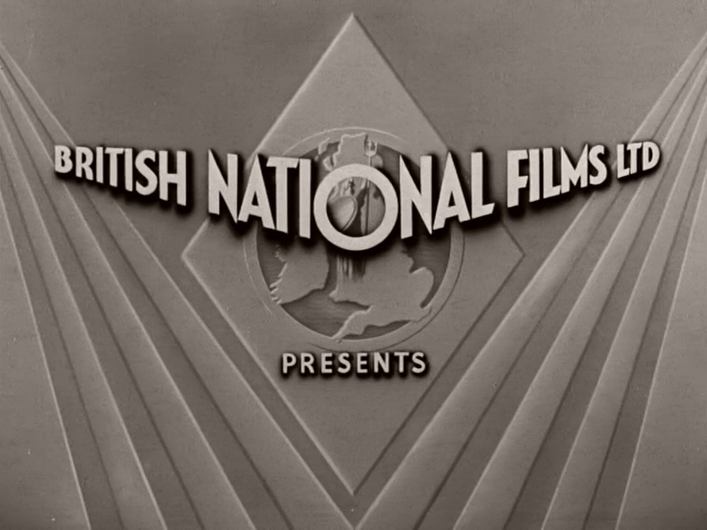 Main title from No Room at the Inn (1948) (2). British National Films presents