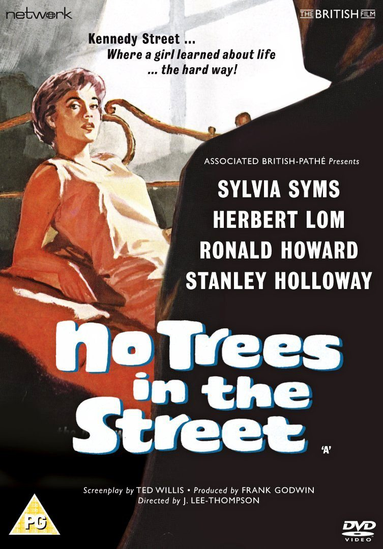 No Trees In The Street DVD from Network and The British Film.  Features Sylvia Syms as Hetty.