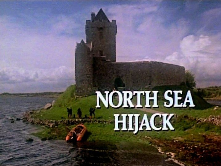 Main title from North Sea Hijack (1979)