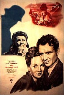 Poster for The October Man (1947) (1)