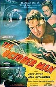 Poster for The October Man (1947) (3)