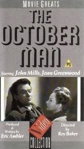 Video cover from The October Man (1947) (2)