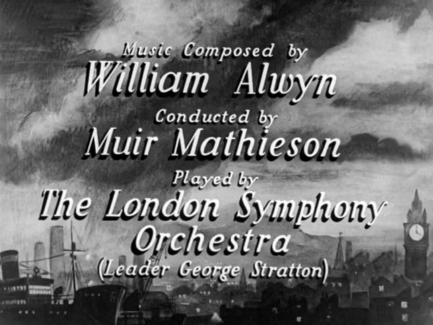 Main title from Odd Man Out (1947) (9)