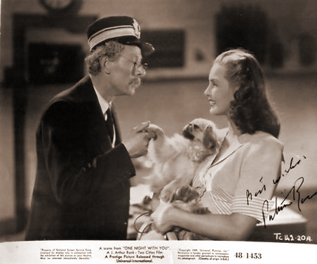 Lobby card from One Night with You (1948) (1)