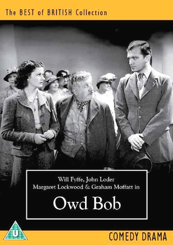 Owd Bob DVD with Margaret Lockwood, Will Fyffe and John Loder