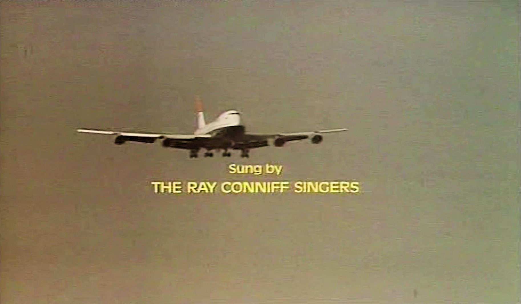 Main title from Paper Tiger (1975) (18).  Sung by the Ray Conniff Singers