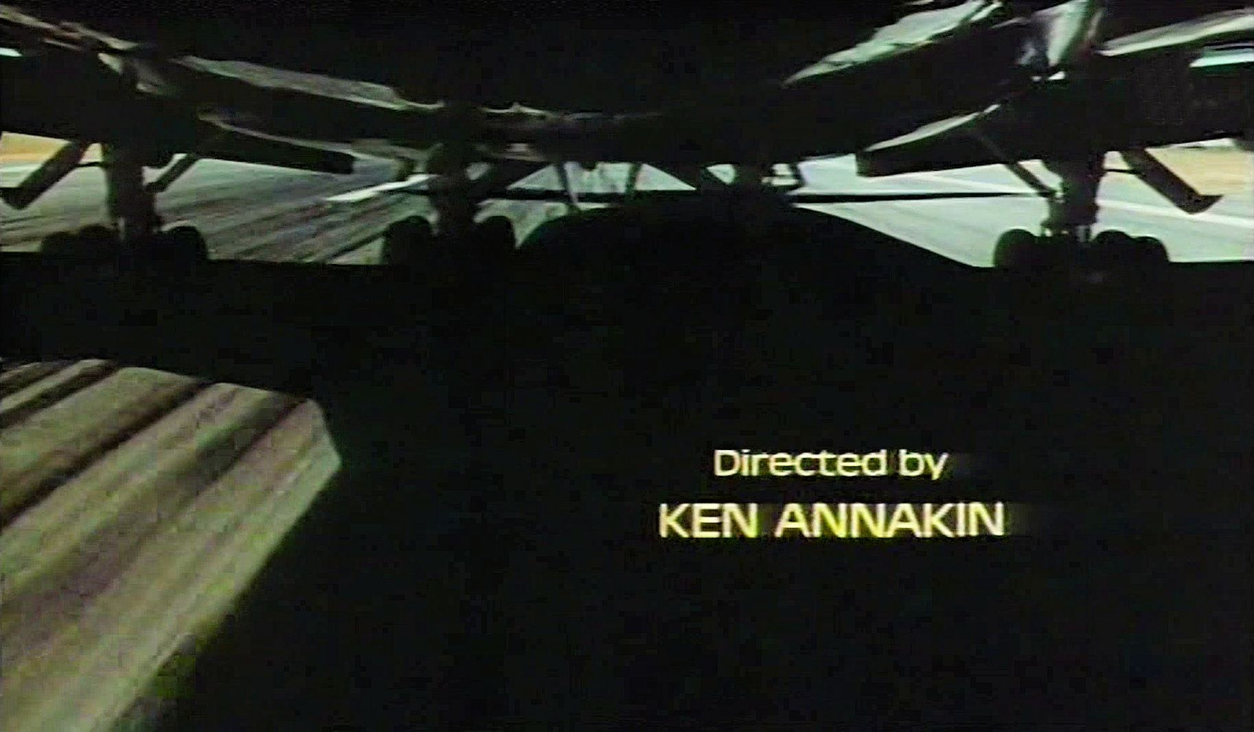 Main title from Paper Tiger (1975) (21).  Directed by Ken Annakin