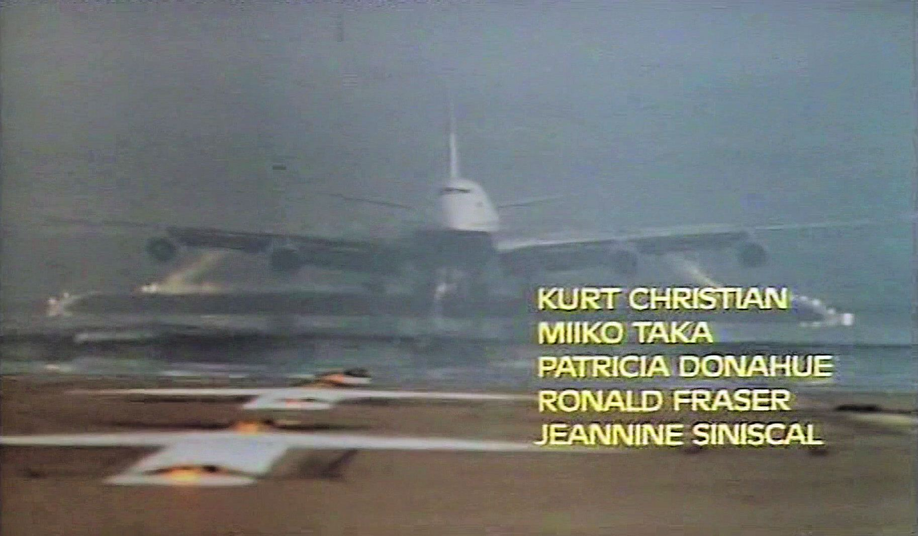 Main title from Paper Tiger (1975) (8).  Kurt Christian Miko Taka, Patricia Donahue, Ronald Fraser, Jeannine Siniscal