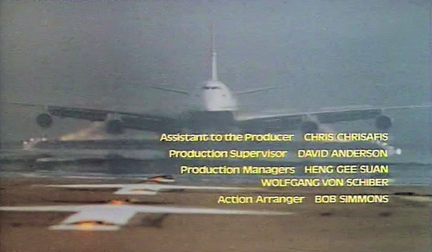 Main title from Paper Tiger (1975) (9)
