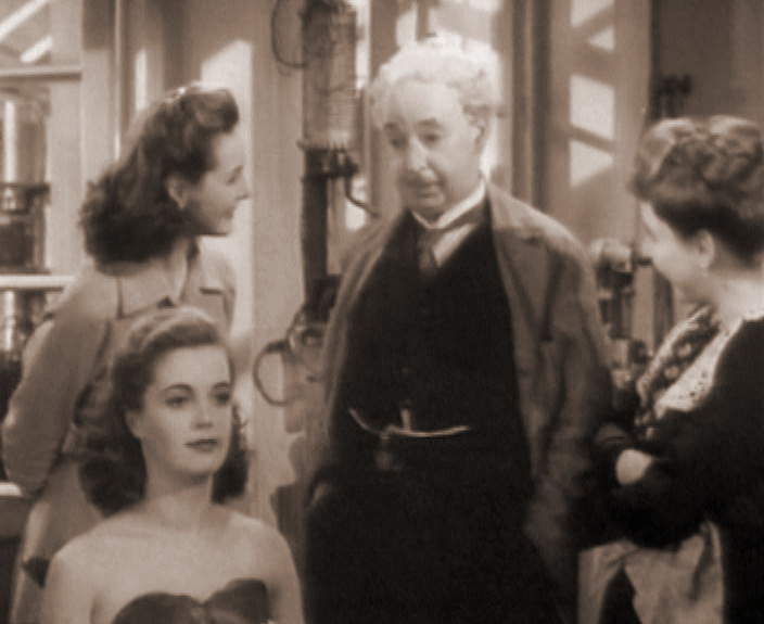 Screenshot from The Perfect Woman (1949) (2)