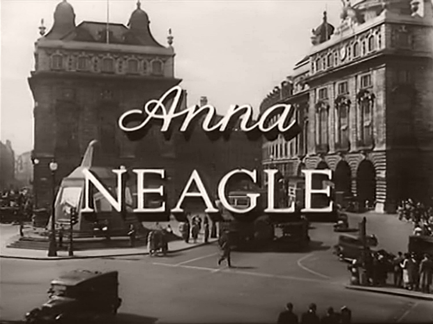 Main title from Piccadilly Incident (1946) (2). Anna Neagle