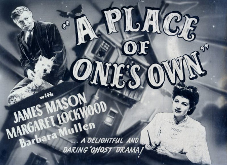 a place of one s own 1945 film. Black Bedroom Furniture Sets. Home Design Ideas