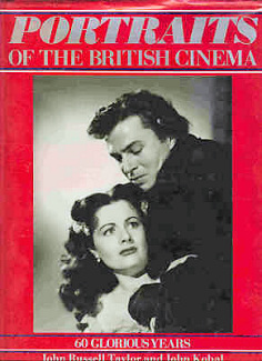 Portraits of the British Cinema book by John Russell Taylor and John Kobal.  Sixty glorious years featuring Margaret Lockwood and James Mason in The Wicked Lady