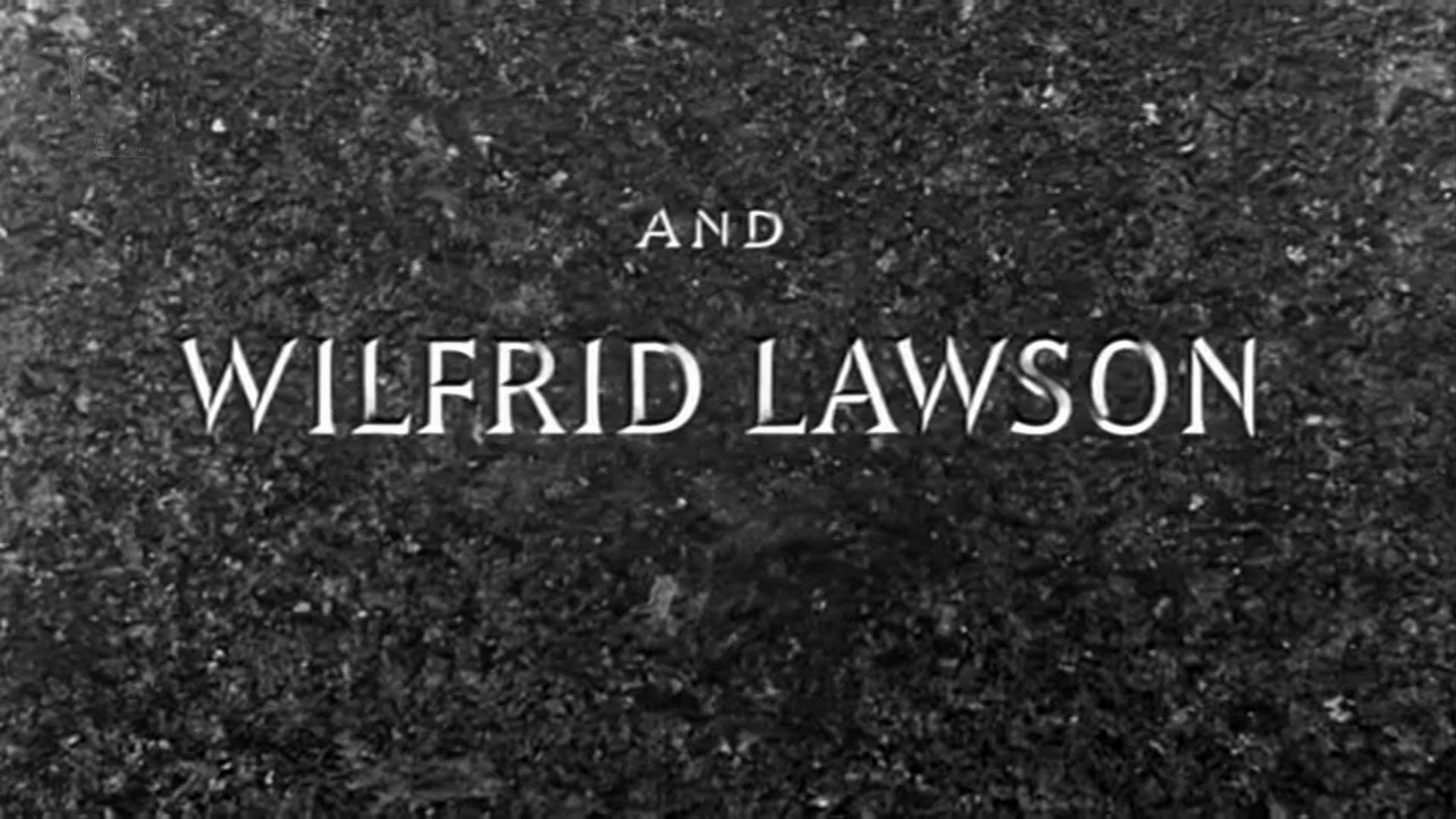 Main title from The Prisoner (1955) (5). And Wilfrid Lawson