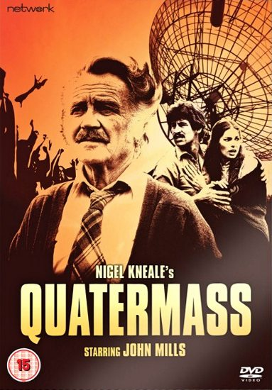 Quatermass DVD from Network